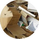 Inzameling papier karton