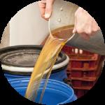 Frituurvet/olie
