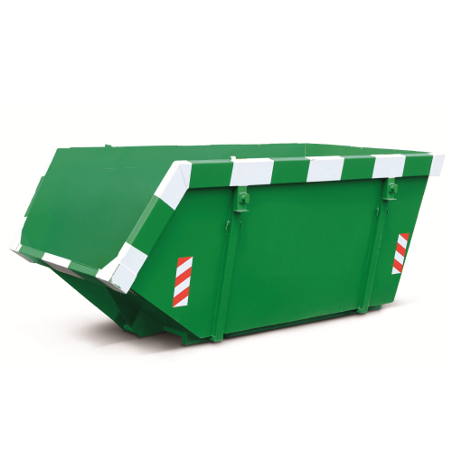 10m3 BSA container <br>(€ 410,00 ex)