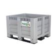 Palletbox organisch afval